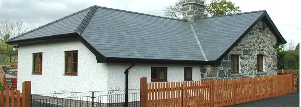 Glanllyn Lodge 5 star self-catering cottage