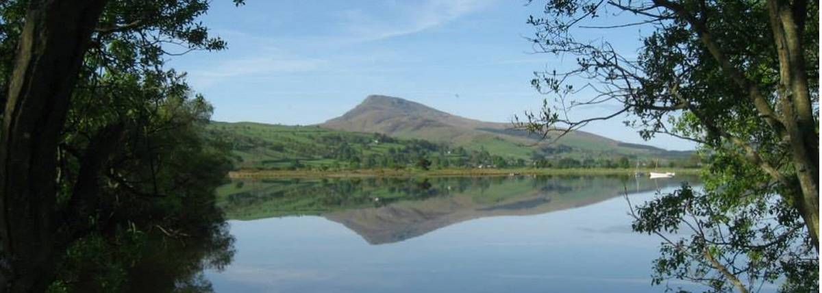 Aran Mountain from Glanllyn